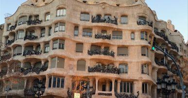Gaudi: Casa Mila